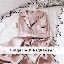 Lingerie & Nightwear