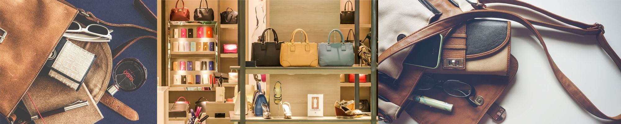 Designer handbags - fashion leather - travel accessories