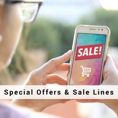 Special Offers & Sale