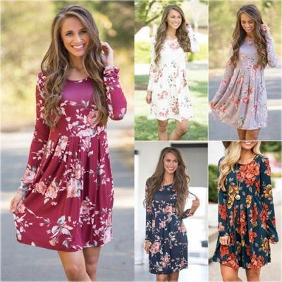 Casual & Day Dresses