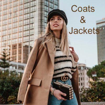 Outerwear, Coats & Jackets