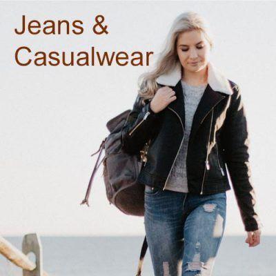 Jeans & Casualwear