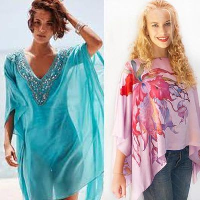 Kimonos, Kaftans & Wraps