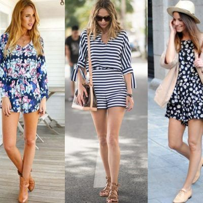 Playsuits & Jumpsuits