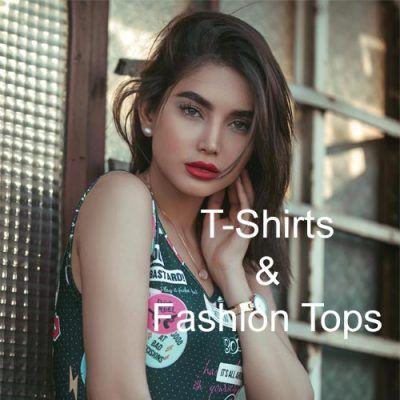 T-Shirts & Fashion Tops
