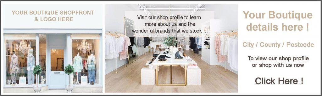 British independent boutiques